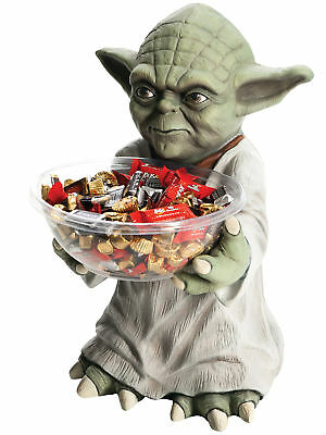 Candy Bowl Holder Statue of Yoda