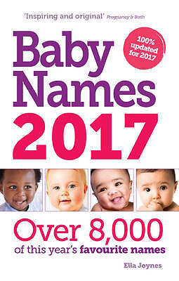 Baby Names - 9781910336137
