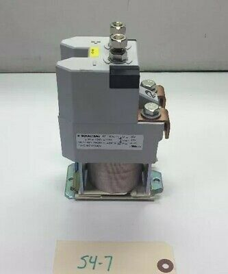 Used! Schaltbau Series C195 Contactor 30V DC 250A at 50°C - C195 W/24EV Warranty