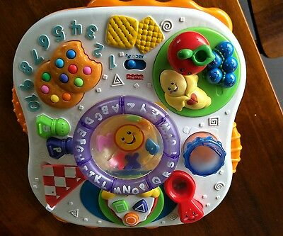 Fisher price activity stand centre
