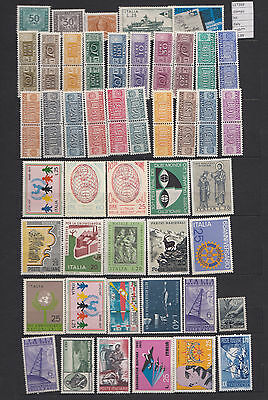 Stamps Lot   Italy Repubblica   Mnh**  (L17369)