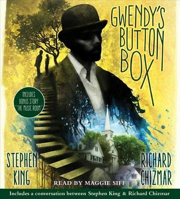 Gwendy's Button Box: Includes Bonus Story -The Music Room- by Stephen King,...