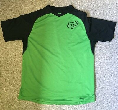 Fox Indicatior Cycling Jersey Size L