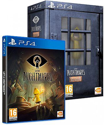 Little Nightmares - Six Edition PlayStation 4 ps4 PAL