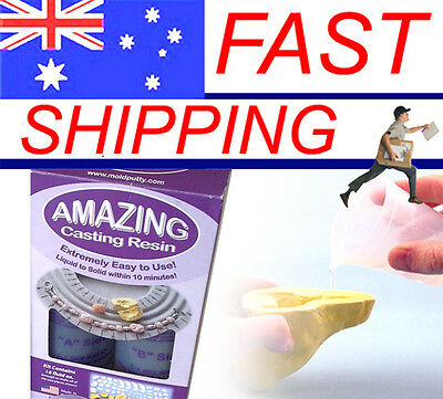 Amazing Casting Resin 16 fl oz. (473ml) - Easy to use - Food Safe