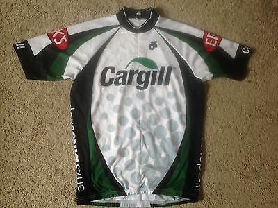 Cargill Cycle Jersey Size XL Short Sleeved Bike Cycling