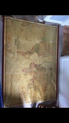 Stanford Chart Of The World Map