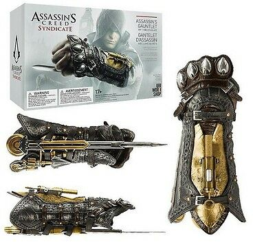 Guanto Completo Di Lama Assassin's Creed Syndacate Ubisoft