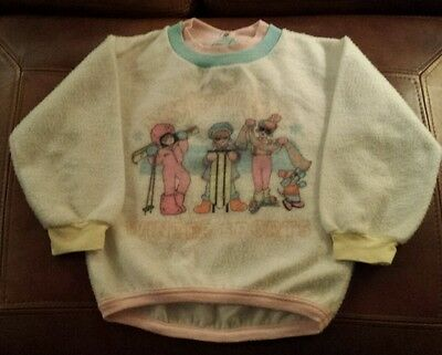 Vintage 1980's Girls Sweatshirt