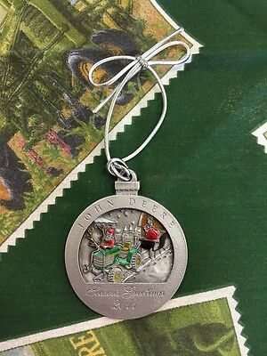 John Deere 2011 Collectible Holiday Ornament