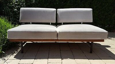 Couch Sofa Daybed KNOLL Stella 50er 60er Jahre Mid century