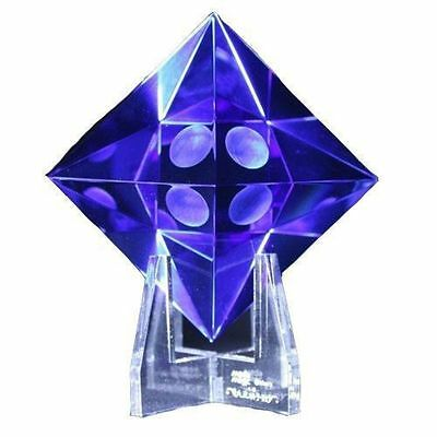 Rebuild of Evangelion Crystal Object 6th Angel Ramiel Media Magic JAPAN NEW F/S