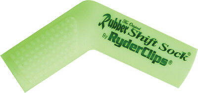 Ryder Clips Rubber Shift Sock (Glo-White) RSS-GLOWHITE