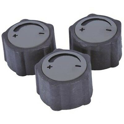 Campmaster Replacement Stove Knobs - 3 Pack