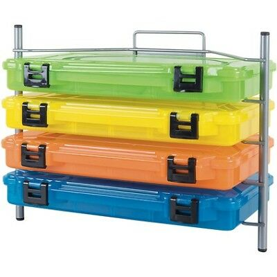 Rogue Wire Tackle Box Rack - 4 Tray