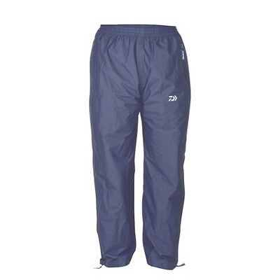 Daiwa Rain Pants - Mens, Black, 3XL