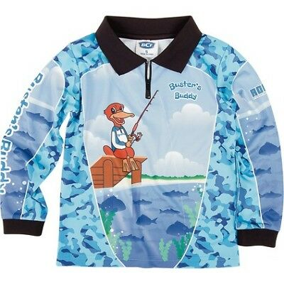 Explore 360 Buster Sublimated Polo - Kids, Blue, 7