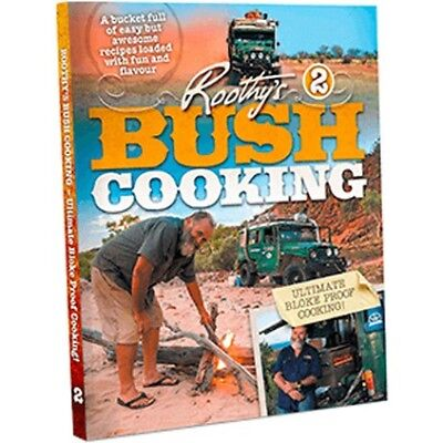 Roothy Bush Cooking Volume 2