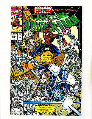 The Amazing Spider-Man #360 (1992 Marvel) VF/NM 1st Cameo Appearance of Carnage!