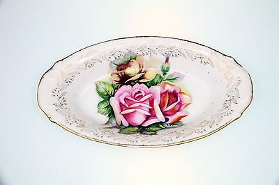 Vintage Royal Carlton Rose Serving Dish