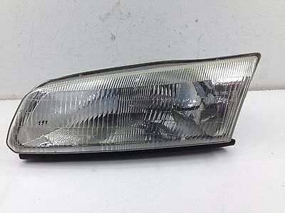 1997 1999 Toyota Camry Headlight Tyc Lh Driver Pre Owned