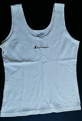 Vintage 1990s Champion Athletic Tank Top Size M