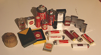 Coca Cola Lighters (musical lighter, Zippo etc)