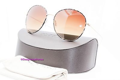 OLIVER PEOPLES OV 1102ST BLONDELL 51479P Gold Brown Polar Sunglasses NWT AUTH
