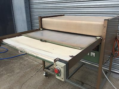 Reliant Double Flat Bed Sublimation and Transfer Heat Press 900x600 Pneumatic