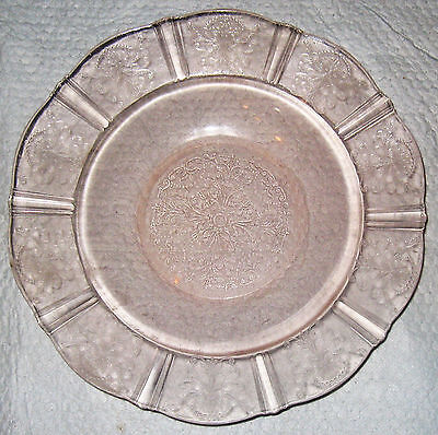 MacBeth Evans Pink American Sweetheart 9 1/2 inch Rimmed Soup Bowl 4 Available