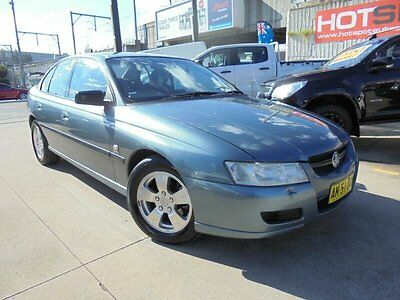 2004 Holden Commodore VZ Acclaim Grey Automatic 4sp A Sedan