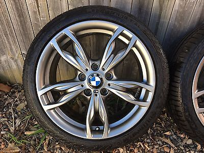 BMW GENUINE M135i Wheels and Tyres 18inch