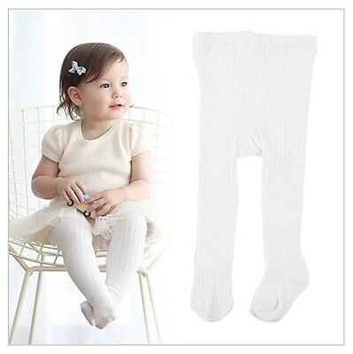 Baby Girl's White Stockings/Tights - 0-4 years