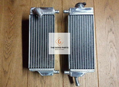 ALUMINUM RADIATOR FOR HONDA CR250R CR 250 R 2-stroke 1992-1996 1993 1994 1995
