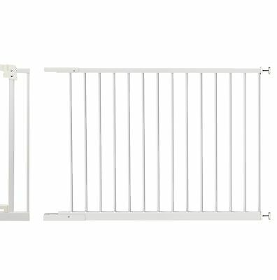 White 1 Metre Perma Child Safety Gate Extension (1787) suits 740 Gate