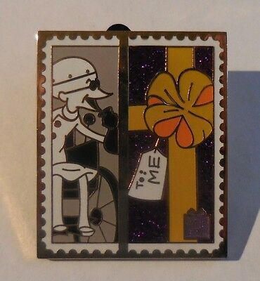 Disney Pin Trading Stamp Collection NBC Present Dr. Finkelstein Pin