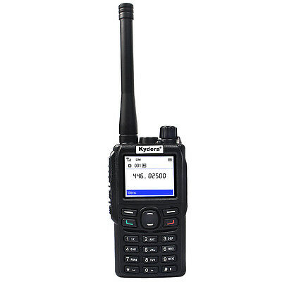 Kydera DP-550S DPMR Walkie talkie 5W UHF 256CH DTMF Digital Funkgeräte+Tracking