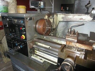 Colchester Master VS 3250 Lathe **PRICE DROPPED