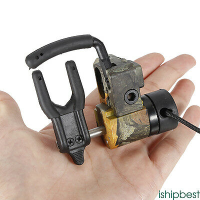 New Drop Away Arrow Rest Containment Right Hand Compound Bow Hunting Archery