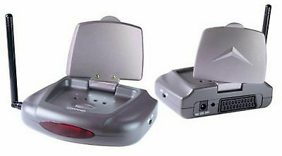 Wireless Av System With Scart By Philex, Superwand, In Excellent Condition