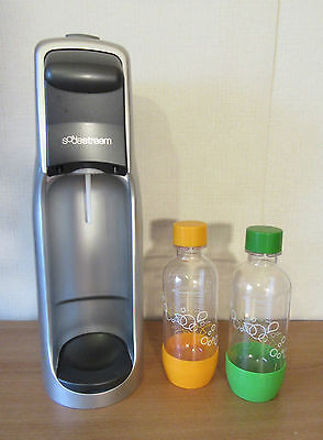 SODA STREAM and 2 BOTTLES - no gas cylinder