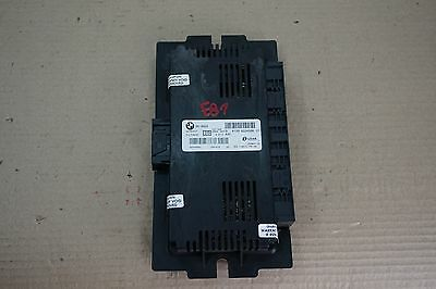 BMW 1 Series E81 Footwell Light Module Control Unit ECU BASIS PL2 FRM3R 9224588