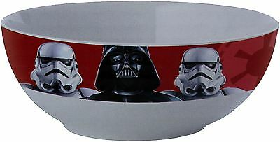 Star Wars Childrens Breakfast Bowl Red By BestTrend