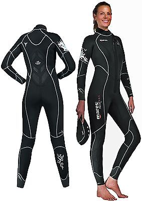 Mares SHE DIVES Ladies Flexa 3mm WETSUIT with Thermo Plush Inner - Dive Snorkel