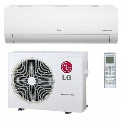 Lg A/c Standard - With Instaltion Set For Free - All Pipes Included Free P&p A/c