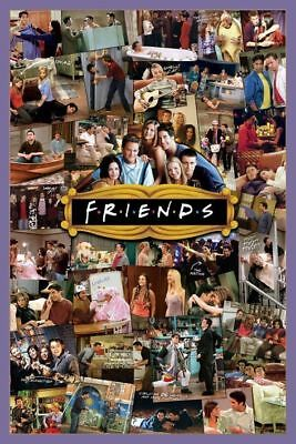 FRIENDS MONTAGE New Poster