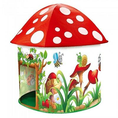 Childrens, Kids Play Tent – Toadstool