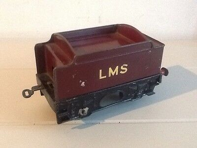 Hornby O Gauge Electric Locomotive LMS Tender
