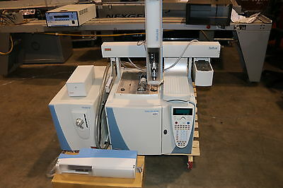 THERMO TRACE GC ULTRA CHROMATOGRAPH ,TRIPLUS AUTOSAMPLER and TP100
