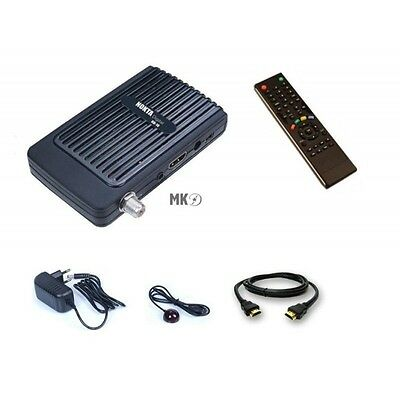 NOKTA DIGITAL HD-10 Mini HDTV Satelliten Receiver HD mit USB +IR Sensor